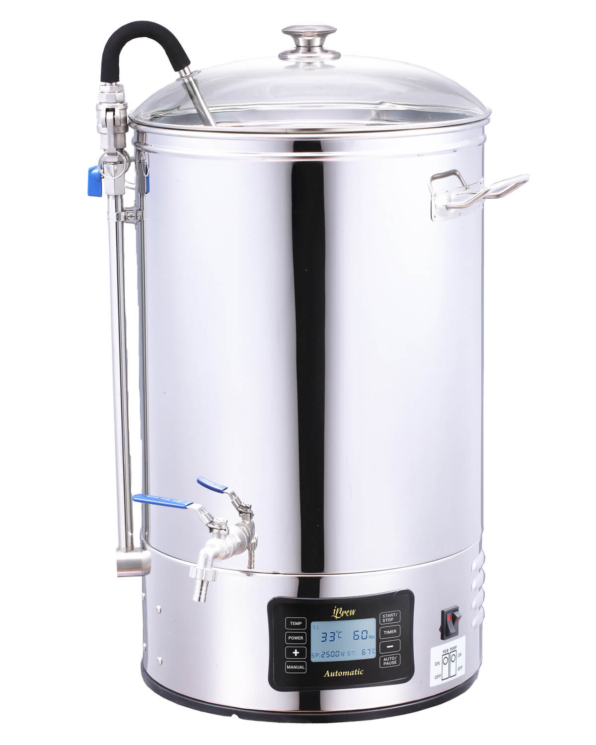 iBrew 50 Mk2  Nový model