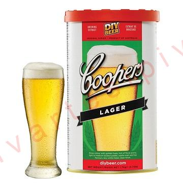 COOPERS  LAGER  Zľava 20%