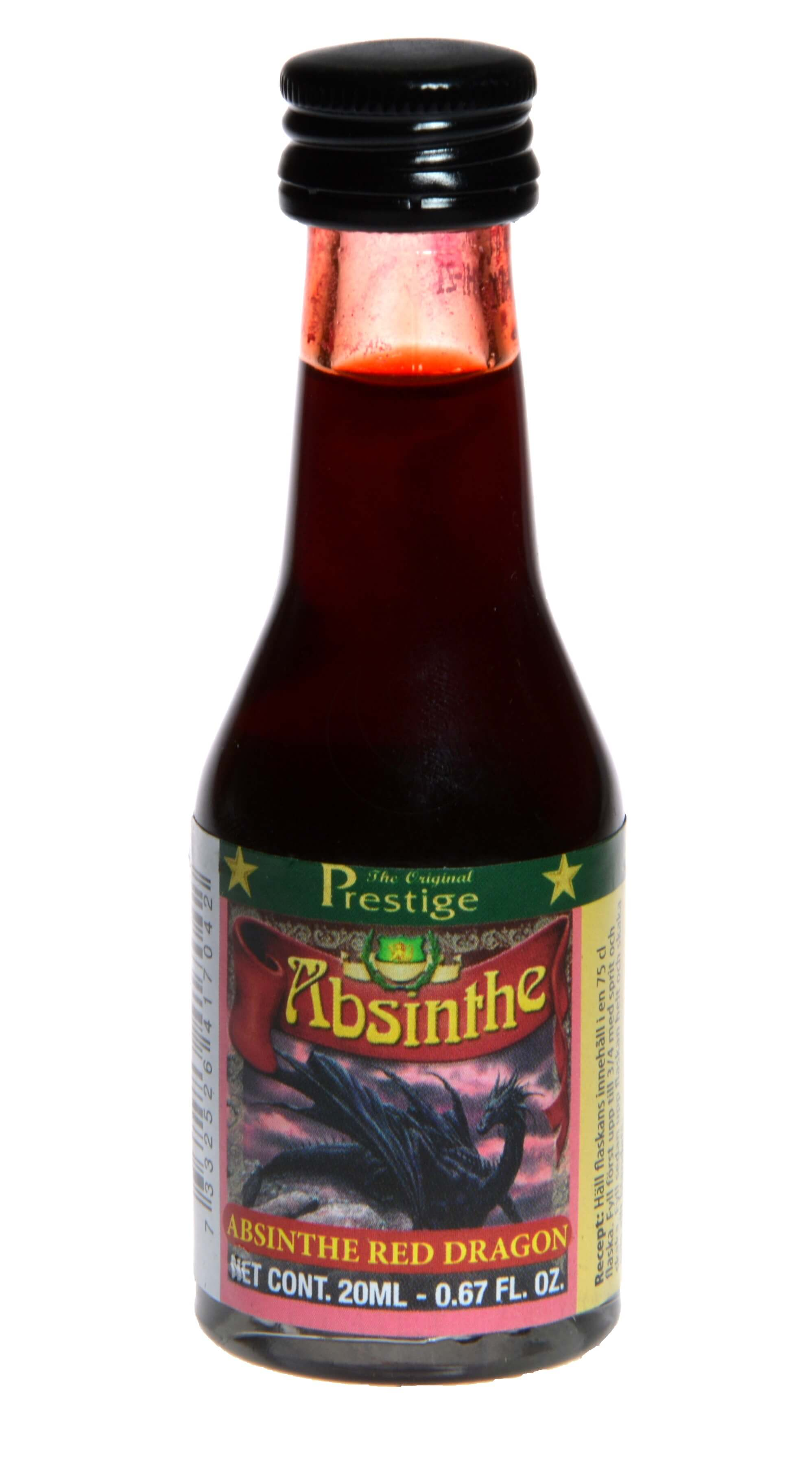 Absinthe Red Dragon - esencia 20 ml