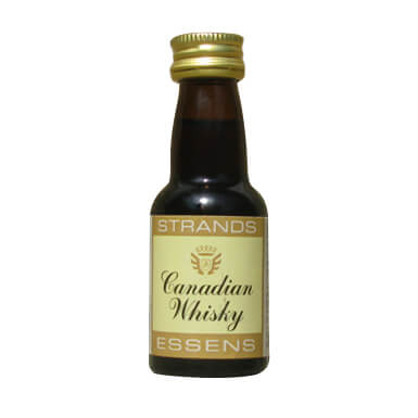 Canadian Whisky - esencia 20 ml