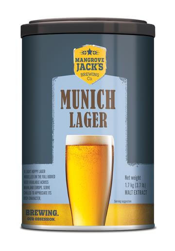 Mangrove Jack´s International Series Munich Lager