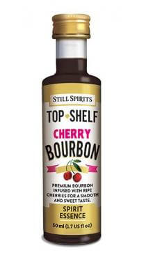 Top Shelf Cherry Bourbon 50ml