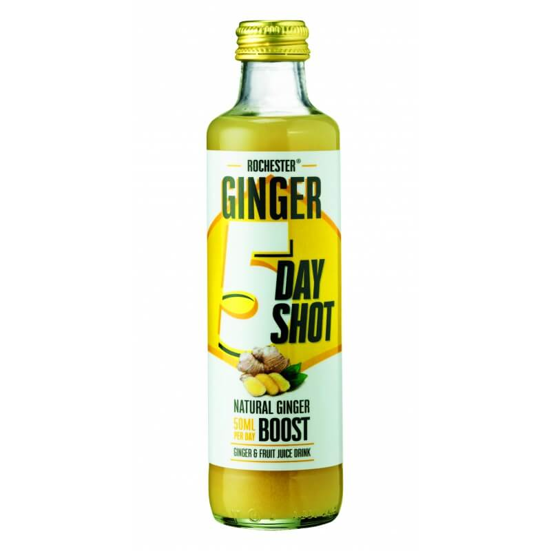 Rochester Shot Ginger 250ml