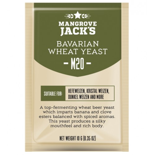 M20 Bavarian Wheat Yeast by Mangrove Jack's