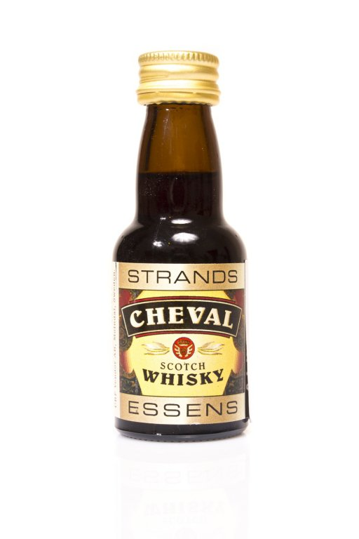 Cheval Whisky - esencia STRANDS