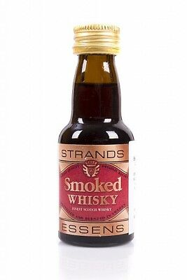 Smoked Whisky  - esencia STRANDS