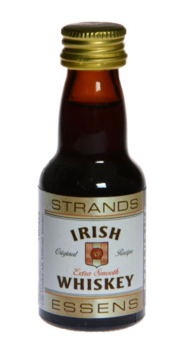 Exclusive Irish Whiskey  - esencia STRANDS