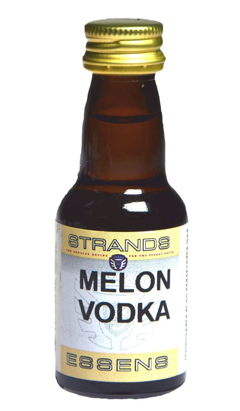 Melon Vodka - esencia STRANDS