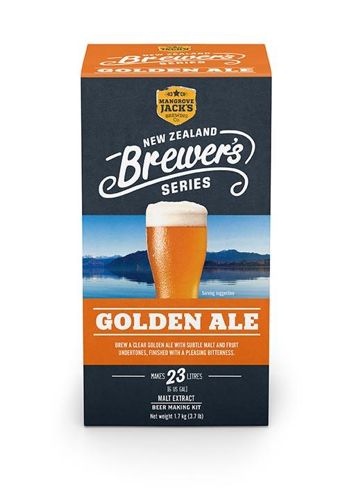 Mangrove Jack's NZ Brewers Series Golden Ale