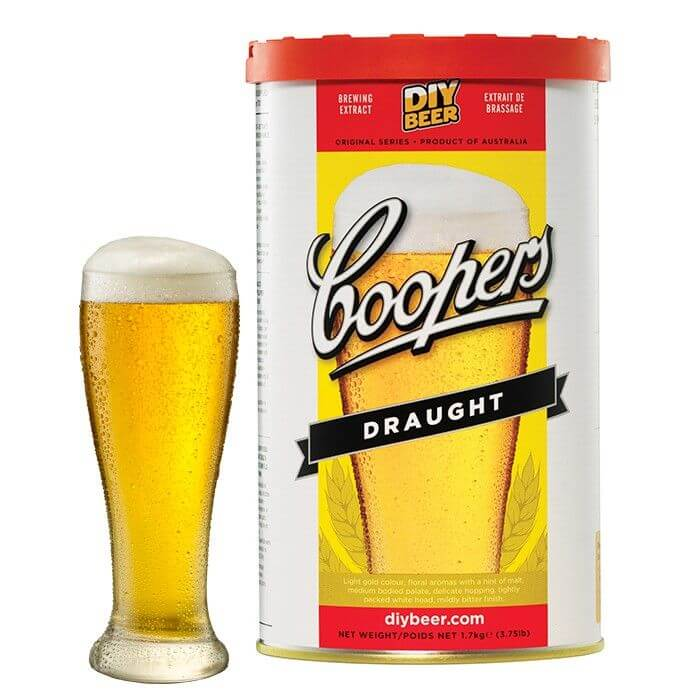 COOPERS DRAUGHT