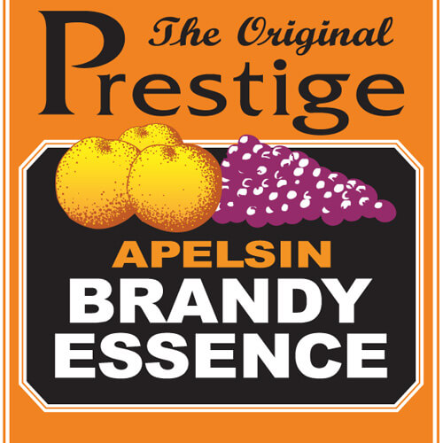 Orange Brandy  - esence 20 ml