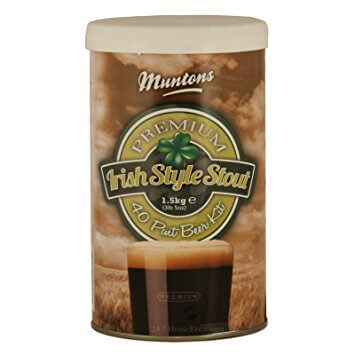 Muntons Irish Stout