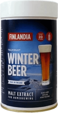 FINLANDIA WINTER BEER