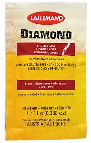 Diamond Lager 11g