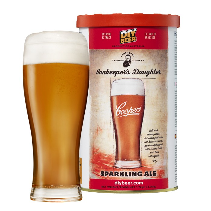 COOPERS  Innkeeper´s Daughter Sparkling Ale Zľava 20%